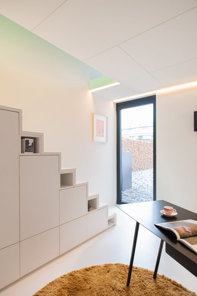 Bureau privéwoning – Asse