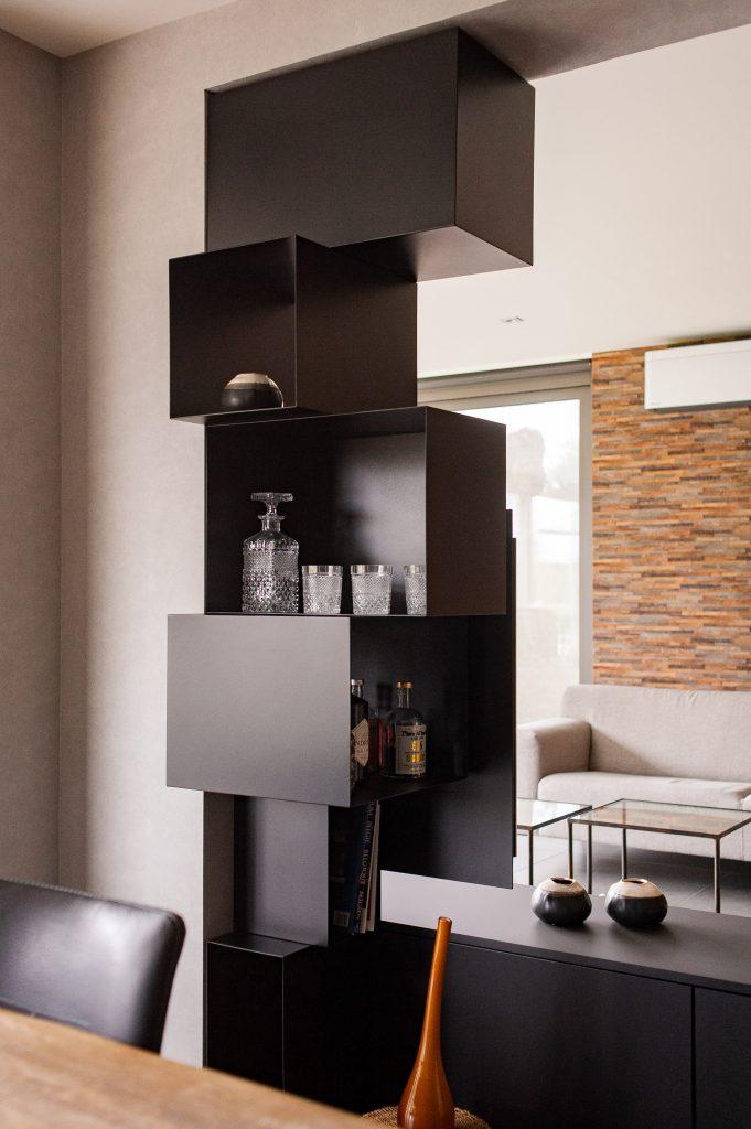 Vrijstaand meubel – Asse